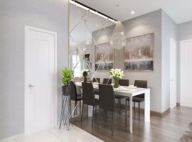 Thiết kế căn hộ tại dự án Marina Riverside