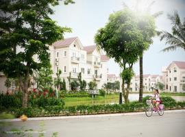 Không gian sống tại dự án Golden Hills