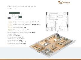 10 Chung cư Golden Park Tower - Tầng: 10