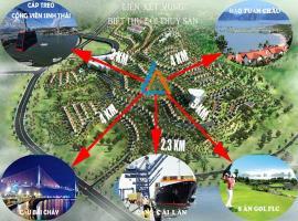 Tiện ích xung quanh dự án Biệt thự đồi Thủy Sản