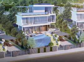 Hình ảnh mẫu biệt thự 1 dự án Biệt thự đồi Thủy Sả