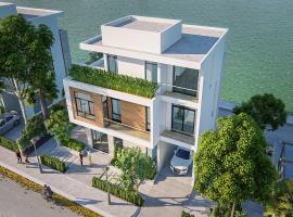 Hình ảnh mẫu biệt thự 2 dự án Biệt thự đồi Thủy Sả