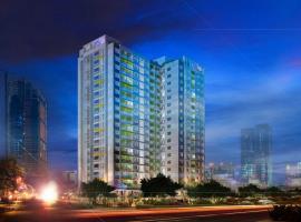Căn hộ Res Green Tower, Tân Phú, TP Hồ Chí Minh