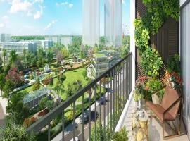 Không gian sống tại dự án Eco green sai gon