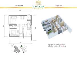 A3 Căn hộ Eco Green Saigon