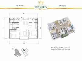 A4 Căn hộ Eco Green Saigon