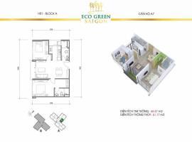A7 Căn hộ Eco Green Saigon