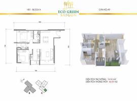 A9 Căn hộ Eco Green Saigon