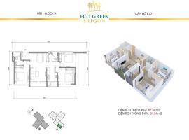 B10 Căn hộ Eco Green Saigon