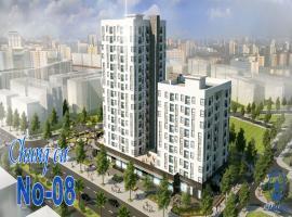 Phối cảnh dự án NO8 Biên Giang