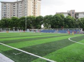 Sân thể thao tại dự án NO8 Biên Giang