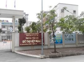 Trường học tại dự án NO8 Biên Giang