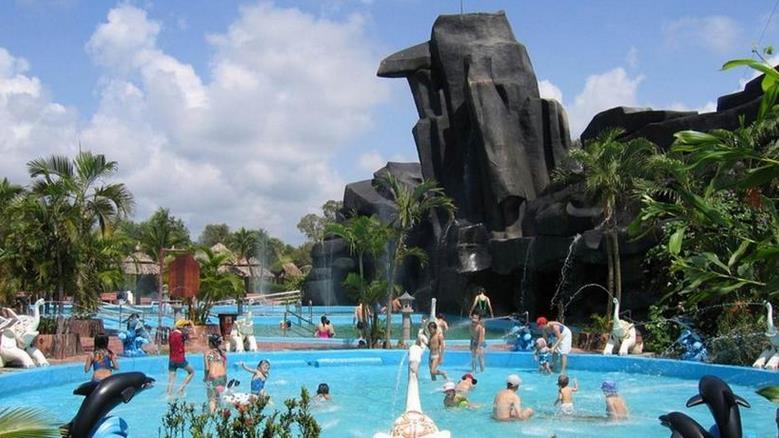 Bể bơi tại dự án Ray River Residence