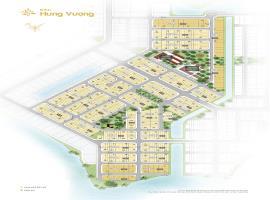 Khu Hưng Vượng tại dự án Biên Hòa City