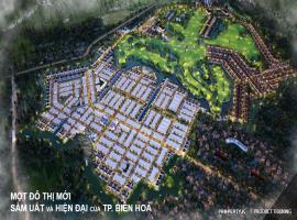 Phối cảnh dự án Biên Hòa City