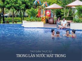 Bể bơi tại dự án Biên Hòa City