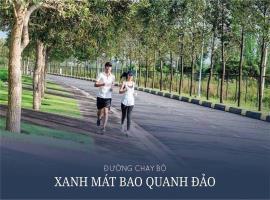 Đường chạy bộ gần dự án Biên Hòa City