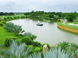 Không gian xanh tại dự án Biên Hòa City