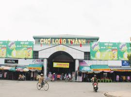 Chợ Long Thành gần dự án Eco Long Thành
