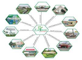 Tiện ích xung quan dự án Eco Long Thành