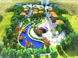 Khu dân cư Green Villas, Đức Hòa, Long An