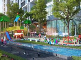 Khu vui chơi cho trẻ tại dự án Imperia Sky Garden