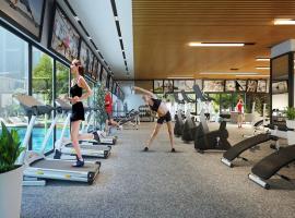 Phòng tập gym tại dự án Imperia Sky Garden