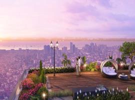 Vườn địa đàng tại dự án Imperia Sky Garden