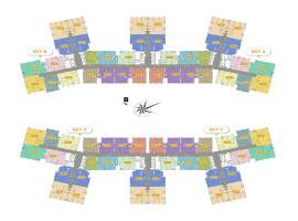 Mặt bằng tầng điển hình dự án Imperia Sky Garden