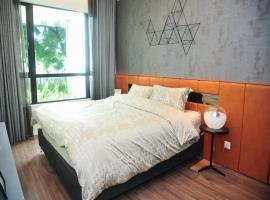 Phòng ngủ tại dư án Riviera Point