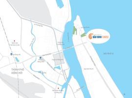 Vị trí dự án Bảo Ninh Sunrise