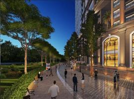 Đường dạo bộ tại dự án Athena Fulland