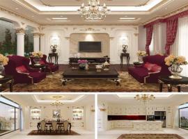 Thiết kế nội thất tại dự án Athena Fulland