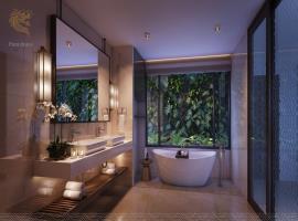 Phòng tắm  tại dự án Para Draco