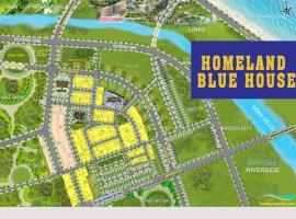 Homeland Blue House, Điện Bàn, Quảng Nam