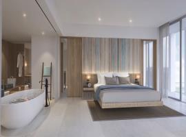 Hình ảnh căn hộ mãu 1 dự án Codetel Liberty Cental