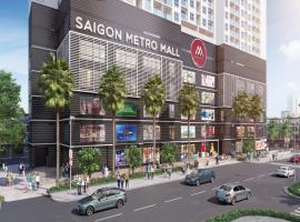 Trung tâm thương mại tại dự án Phước Bình Home