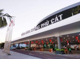 Cảng hàng không Phù Cát  gần Condotel Quy Nhơn Mel
