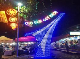 Chợ đêm Quy nhơn gần dự án Condotel Quy Nhơn Melod