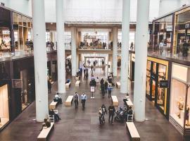 Trung tâm thương mại tại Condotel Quy Nhơn Melody