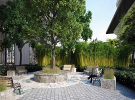Không gian xanh dự án The Lotus Center