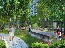 Tiện ích 3 khu đô thị Quảng Tân