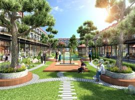 Tiện ích khu đô thị Quảng Tân