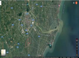 Vị trí dự án kdt Quảng Tân, Thanh Hóa