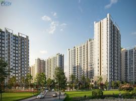Phối cảnh dự án căn hộ chung cư PiCity High Park