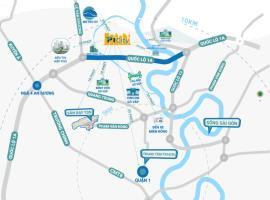 Liên kết vùng xung quanh chung cư Picity High Park