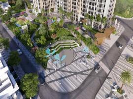 Tiện ích công viên nội khu dự án chung cư PiCity H