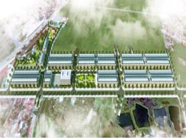 Khu đô thị mới Dĩnh Trì, Tp Bắc Giang, tỉnh Bắc Giang