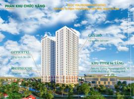 Phối cảnh dự án Saigon Eat town