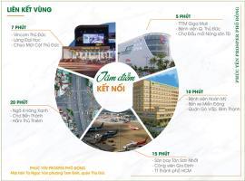 Tiện ích xung quanh  dự án Saigon Eat town